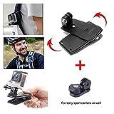 RUITAI 49-in-1 Outdoor Sport Camera Accessories Bundle Kit for Gopro, SJ Cam, Xiaomi Yi