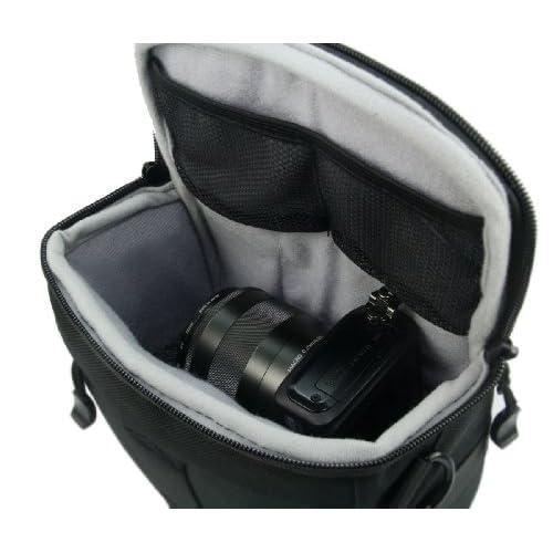 MegaGear  [ カメラバッグ] ショルダータイプ カメラバッグ インナーバッグ付  [Camera] のために  Canon, Nikon, Sony, Olympus, Panasonic, Samsung