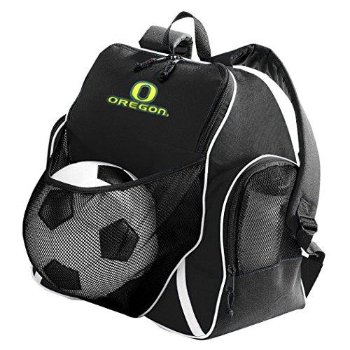 University Of Oregon Ball Backpacks Uo Ducks Soccer Volleyball Backpack Bag