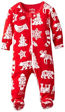 Cut christmas red 6 12 months infant and toddler sleepers clothing