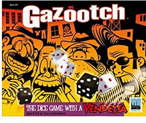 Gazootch Dice Game