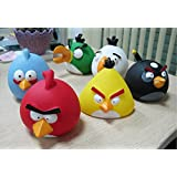 New And New Hot Sales Colorful 6 Colors Creative Cute Cartoon Kawaii Birds Piggy Bank