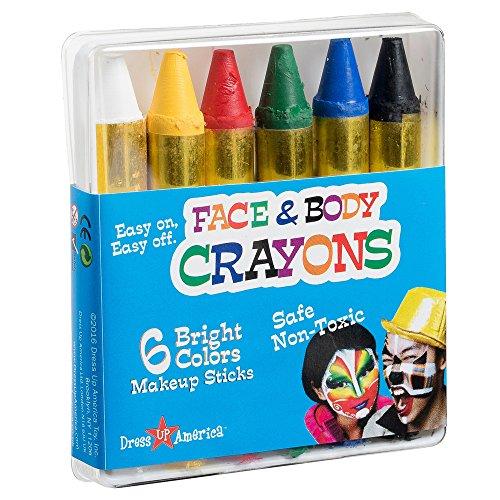 Face-Paint-6-Color-Crayon-Color-Face-Paint-Ultimate-Party-Pack