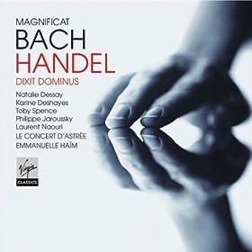 Magnificat In D Major, BWV243: Sicut Locutus Est