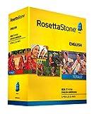 ロゼッタストーン 英語 (アメリカ) レベル1、2、3、4&5セット v4 TOTALe オンライン15か月版(旧価格版)