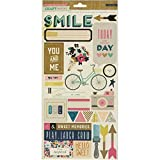 Crate Paper Market Journaling and Title Stickers