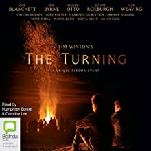 The Turning Audiobook by Tim Winton Narrated by Humphrey Bower, Caroline Lee