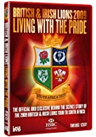 Britsh and Irish Lions 2009: Living With The Pride (South Africa 2009)[DVD]