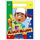 Handy Manny Treat Sack 8 