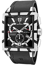 EDOX CLASSE ROYALE MEN'S WATCH 01504 357N NIN