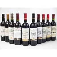 セレクション 金賞受賞酒 フランスボルドーワイン 赤ワイン 10本セット 750ml×10本
