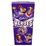 Cadbury Heroes Chocolate Carton 200g