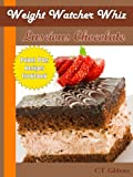 Weight Watcher Whiz Luscious Chocolate Points Plus Recipes Cookbook (Weight Watcher Whiz Series)