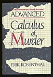 img - for Advanced Calculus of Murder book / textbook / text book