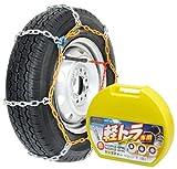 Gneed [ ジーニード ] 金属チェーン 軽トラ用タイヤチェーン GKT10