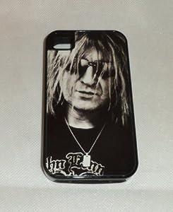 DEF LEPPARD Joe Elliott iPHONE 4 4S HEAVY DUTY 2 IN 1 CELLPHONE CASE