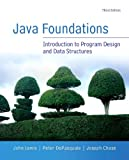 img - for Java Foundations (3rd Edition) book / textbook / text book