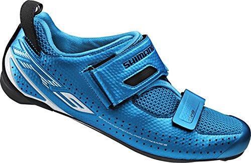 Zapatillas Shimano TR9 Triathlon Azul 2016
