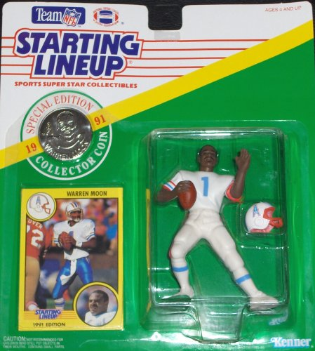 Buy Warren Moon 1991 Starting Lineup