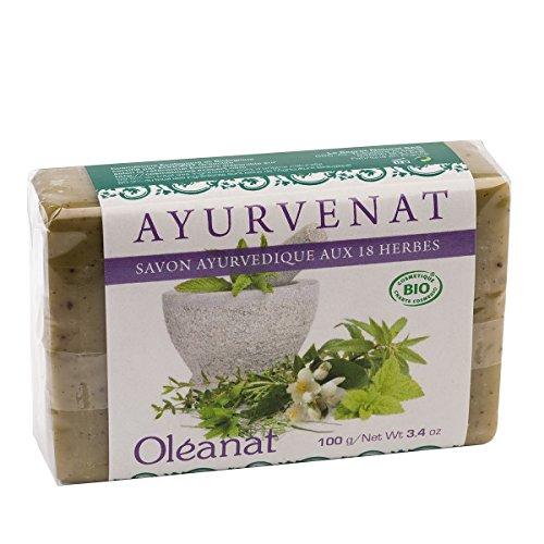 oleanat-ayurvenat-savon-ayurvedique-aux-18-plantes-bio-100-g