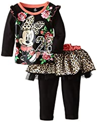 Disney Baby Baby-Girls Infant Minnie…