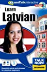 Talk Now Learn Latvian: Essential Wor...
