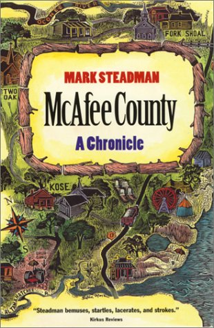 Image for McAfee County : A Chronicle