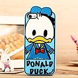 Disney ディズニー iphone6 ケース 携帯ケース ドナルドダック アイフォン ケース (iphone6)