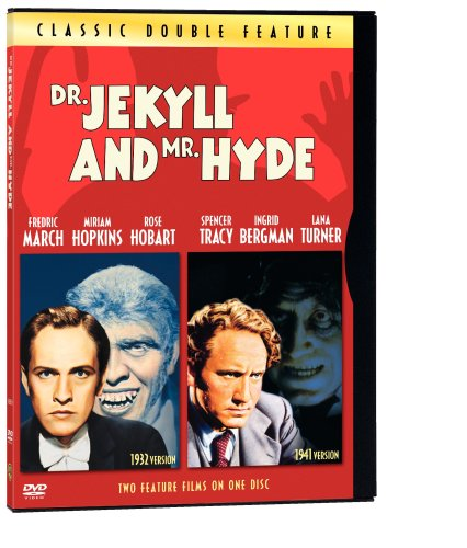 Cover art for  Dr. Jekyll & Mr. Hyde Double Feature (1932/1941)