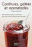 Le petit livre de confitures, gelées et marmelades