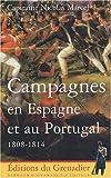 echange, troc Nicolas Marcel - Campagnes en Espagne et au Portugal 1808-1814