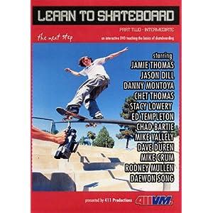 Learn To Skateboard, Part Two - Intermediate movie