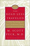 img - for The Road Less Traveled, 25th Anniversary Edition: A New Psychology of Love, Traditional Values, and Spiritual Growth by Peck, M. Scott (2002) Hardcover book / textbook / text book
