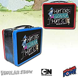 Regular Show Haters Gonna Hate Tin Tote