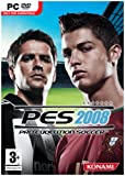 echange, troc Pro Evolution Soccer 2008 (PC DVD) [import anglais]