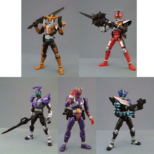 Masked Kamen Rider Motion Revive Vol.3