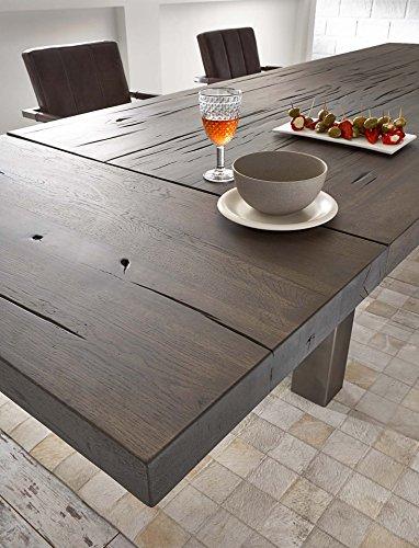 esstisch eiche massiv 220 x 100 com forafrica. Black Bedroom Furniture Sets. Home Design Ideas