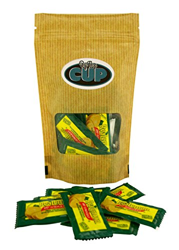 Real Lemon 100% Lemon Juice 4 Gram Packets (Pack of 50) (Juice Packets compare prices)