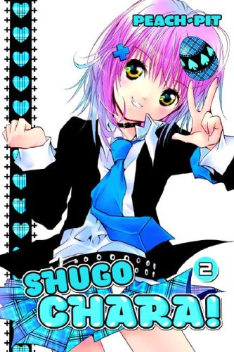 Shugo Chara! 2 (Shugo Chara!)Peach-Pit
