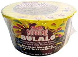 Lucky Me Instant Bulalo Noodles, 2.29 Ounce (Pack of 24)