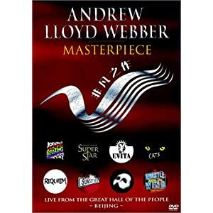 Andrew Lloyd Webber - Masterpiece (Live in Beijing) movie