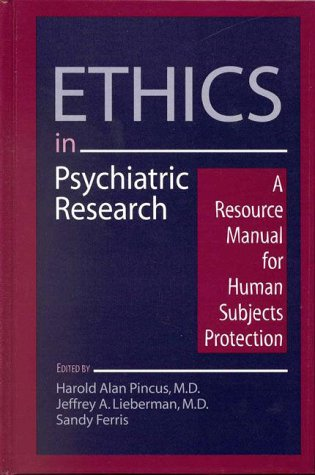 psychiatric research papers