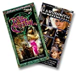 echange, troc Dark Crystal & Labyrinth [VHS] [Import USA]