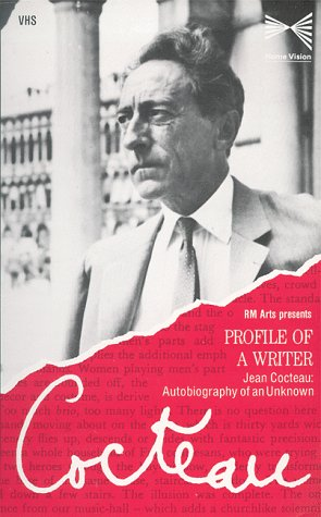 Jean Cocteau: Autobiography of an Unknown [VHS]