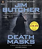 img - for Death Masks (Dresden Files) book / textbook / text book