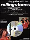 echange, troc Rolling Stones - Partition : Rolling Stones Play Guitar With+Cd Tab