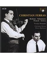 Christian Ferras: Sonates pour violon