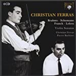 クリスチャン・フェラス‾ドイツ・グラモフォン・レコーディングス