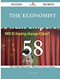 Charles Garrison The Economist 58 Success Secrets: 58 Most Asked Questions On The Economist - What You Need To Know
