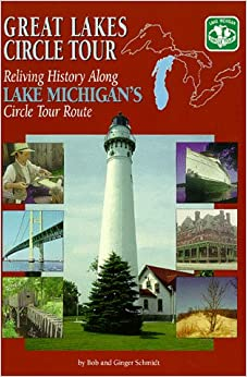 Lake Michigan Circle Tour Guide Book